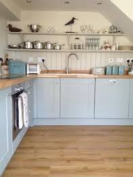 colour block kitchen design wooden cupboard and kitchens
