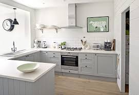 shaker kitchen ideas design item kitchen of the week serene painted and grey