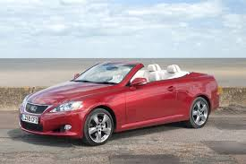 convertible lexus 2016 lexus is250c 2009 car review honest john