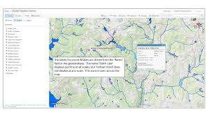 Fayette County Maps Mapping Northing U0026 Easting