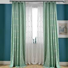Green Curtains For Living Room by Mint Green Bedroom Curtains Nrtradiant Com