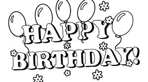 my little pony birthday coloring page happy birthday my little pony coloring page free for kids fun