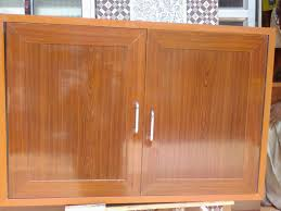 pvc kitchen cabinet doors cupboards in chennai