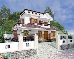 1600 sq ft cute house plan kerala home design bloglovin u0027