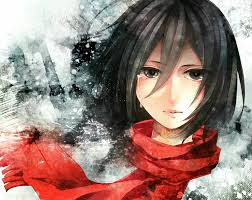 mikasa ackerman wallpapers images photos pictures backgrounds