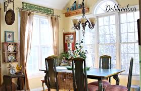 French Style Kitchen Ideas by French Country Kitchen Style Freshened Up Debbiedoos