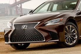 lexus is website fifth gen lexus ls500 contends in a segment battered by waning