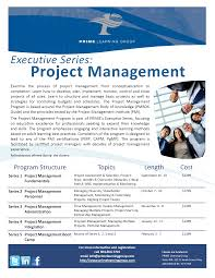 corporate training project management vancouver management training