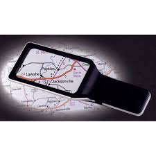 maxiaids large led lighted 3x reading magnifier