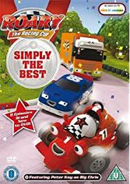 amazon roary racing car ultimate bumper collection dvd