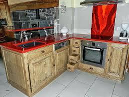 cuisine a faire soi meme table de cuisine table de cuisine best gallery of simple