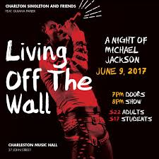 living off the wall u2013 the music of michael jackson u2013 tickets