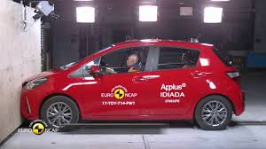 siege auto 1 2 3 crash test ncap crash test of toyota yaris
