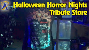 what are the hours for universal halloween horror nights tour the halloween horror nights 27 tribute store at universal