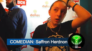 2017 dallas comedy festival interview with comedian saffron