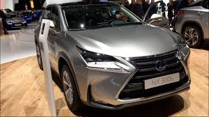 xe lexus hybrid lexus nx 300h 2017 in detail review walkaround interior exterior