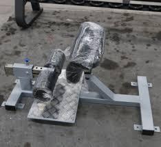 Sissy Squat Bench Life Fitness Commercial Fitness Equipment Em965 Sissy Squat