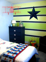 kids room light blue color scheme wall paint ideas bedroom