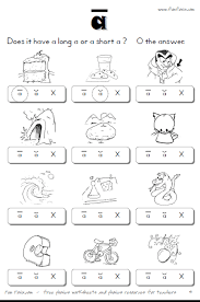 long vowels and silent e worksheets to print long a long i long