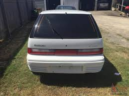 swift cino 1998 5d hatchback manual 1 3l carb seats in nsw
