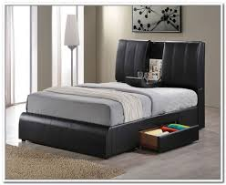 king size bed frame with storage genwitch