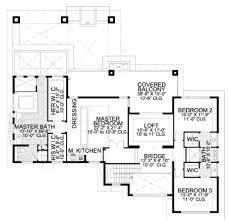 Modern Loft Style House Plans by Modern Style House Plan 4 Beds 4 50 Baths 5555 Sq Ft Plan 420 172