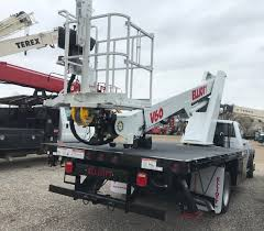 sign crane bucket trucks for sale aladin brothers boomco