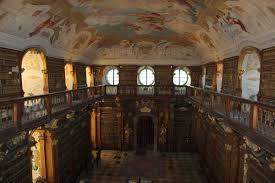 books from the hmml basement austrian manuscript library tour