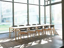 Commercial Dining Room Tables Contemporary Dining Table Wooden Rectangular Commercial