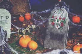 how to make tombstones for halloween decorations how to make cardboard tombstones