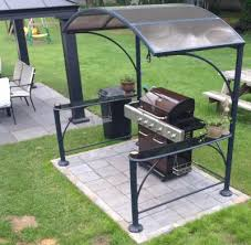 better homes and gardens wingfield hard top grill gazebo 7 2 u0026apos