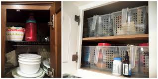Shelves For Cabinets Inside Calm The Clutter Rv Storage Solutions And Organization Go Rving