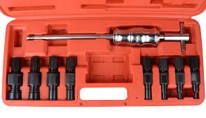 Inner Bearing Puller Set Remover Slide Hammer Internal Kit 8 32mm