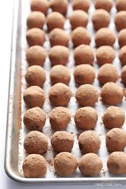 5 ingredient whiskey dark chocolate truffles gimme some oven
