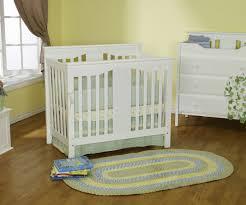 Davinci Annabelle Mini Crib White Adorable Small Spaces Baby Cribs Also Plus Small Spaces Kid
