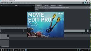 newblue video essentials 4 drop shadow in magix edit pro plus 2017