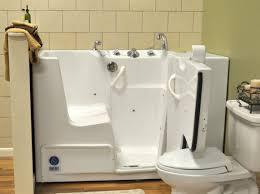 shower amazing walk in bath shower bathroom remodel clawfoot tub