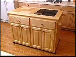 kitchen island diy kitchen island on wheels intended for awesome