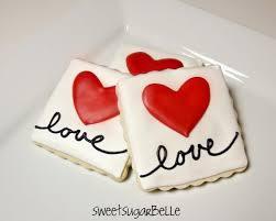 Valentine S Day Sugar Cookies Decorating Ideas by 340 Best Valentines Day Sugar Cookies Images On Pinterest