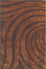 Modern Rug rexford 40224 dolce copper rug from the modern rug masters