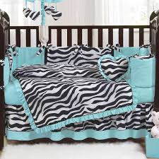 Zebra Print Baby Bedding Crib Sets If You A More Colorful Home With Tones And Even Pastels