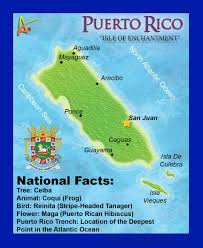 Puerto Rico On A Map by Amazon Com Best Ultimate Iron On Puerto Rico Map Travel