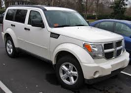 dodge crossover white dodge nitro review and photos