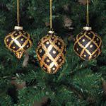 gold ornaments decorations