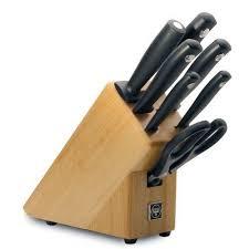 bloc de couteaux de cuisine bloc couteaux avec 7 pièces achat vente couteau de cuisine