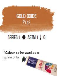 papertree jo sonja u0027s artists u0027 colours s1 gold oxide 75ml