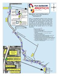 Austin Marathon Map by Run Barbados Marathon Dec 03 2017 World U0027s Marathons
