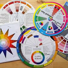color wheel basics weallsew