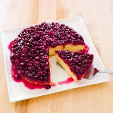 cranberry upside down cake cook u0027s country