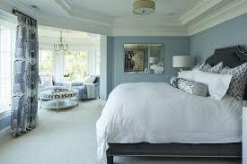 Blue And Gray Bedroom Blue And Gray Bedroom Transitional Bedroom Benjamin Moore